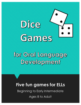 Dice Games for Oral Language Development