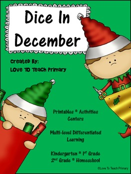 December Math and Literacy