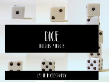 Dice Photos for  Personal & Commercial Use