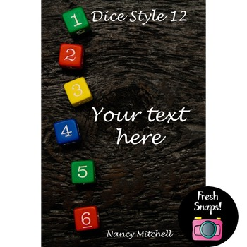 Dice Style 12