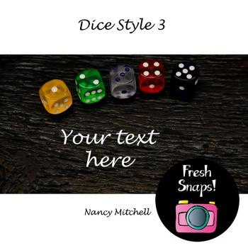 Dice Style 3