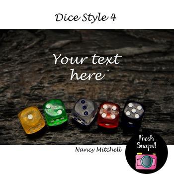 Dice Style 4