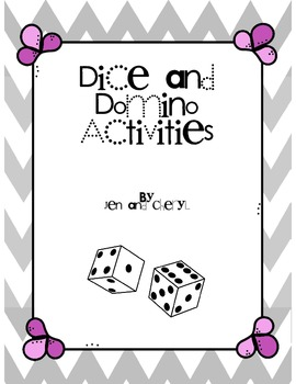 Dice and Domino Activities
