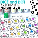Dice and Dot for Speech and Language: Articulation PICTURES