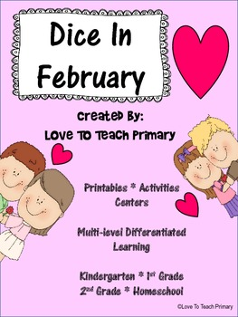 February Math and Literacy
