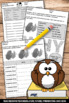 Dictionary Skills Worksheets with Guide Words & Summarizin
