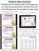Dictionary Skills Digital Task Cards for Google Use