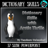 Dictionary Skills PowerPoint Lesson