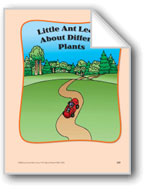 Different Types of Plants: Circle-Time Book