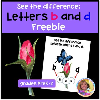 Differentiate Between Letters b and d