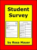 Differentiate Instruction with  Midyear or End-of-Year Sur
