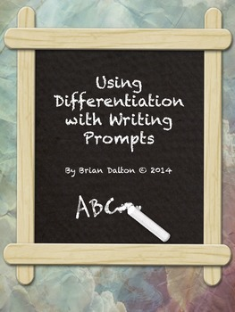 Differentiate with Writing for Success