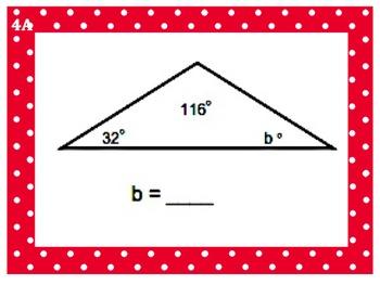 8th Grade Math Differentiation Determine Interior Exterior