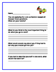 FREE Differentiated December Creative Writing