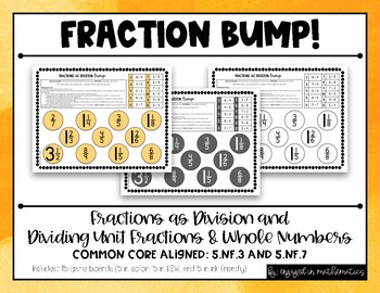 **Differentiated** Dividing Unit Fractions and Whole Numbe