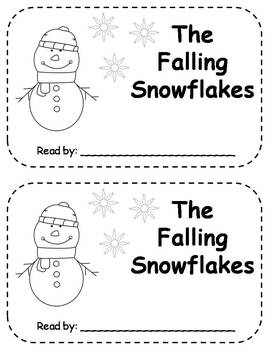 Differentiated EmergentReaders - The Falling Snowflakes (7