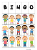 Easy Prep Differentiated Emotions Feelings Bingo