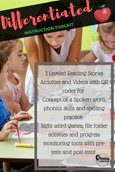 Differentiated Instruction Toolkit, Apple Themed