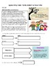 """Differentiated Learning Activity on Poetry -""""Mother to Son"""
