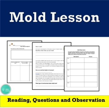 Differentiated Lesson on Mold.