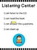 Differentiated Listening Center Activities for Fiction