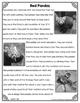 Differentiated Nonfiction Unit: Red Pandas