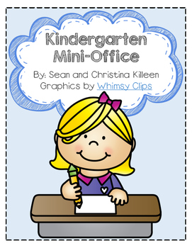 Differentiated Primary Writing Mini-Office