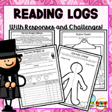 Differentiated Reading Challenges, Reading Logs, and Respo