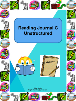 Reading Journal C: Unstructured