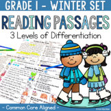 Differentiated Reading Passages Winter Grade 1