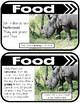 Differentiated White Rhino Research Books