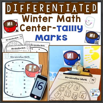 Winter Numbers & Counting with Tally Marks Differentiated