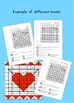 Differentiated mental math mystery picture pack - February