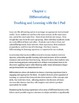 Differentiating Learning with the I Pad