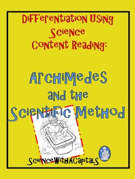 Differentiation Using Content Reading: Archimedes and the