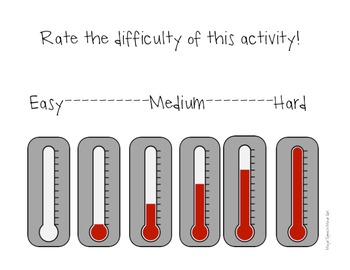 Difficulty Thermometers!