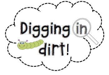 Digging In Dirt!