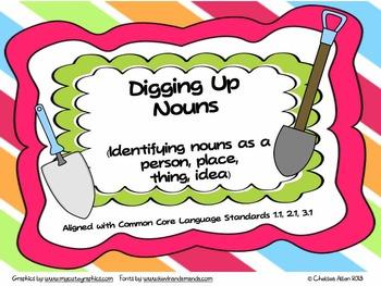 Digging Up Nouns