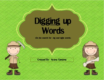 Digging for -ing Words