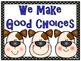 Diggity Dog Behavior Clip Chart