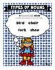 Google Drive Digital Activity: Superhero Grammar with Type