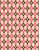 Digital Background - Scrapbook Pack - Valentine's Day