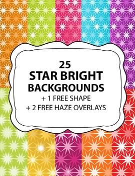 "Star Background ""Star Bright"""