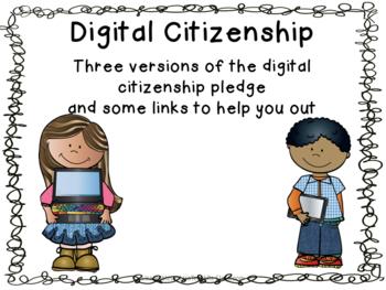 Digital Citizen Pledge
