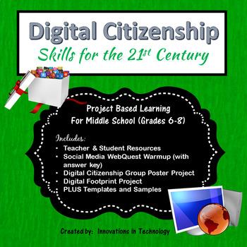 Digital Citizenship & Social Media