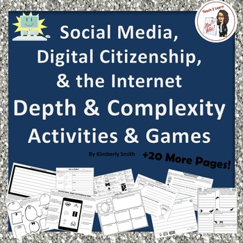 Digital Citizenship and the Internet Depth & Complexity Ac