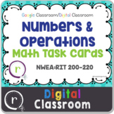 Digital Classroom Numbers & Operations Math Interventions