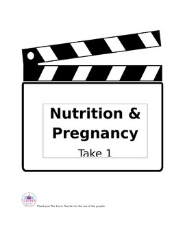 Digital Nutrition & Pregnancy Web Search