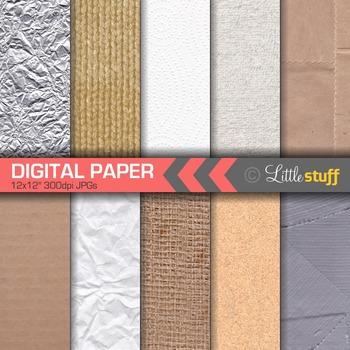 Digital Paper, Background Textures, Digital Textures