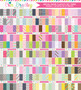Digital Paper Classics Bundle Set Three - 50 Sets